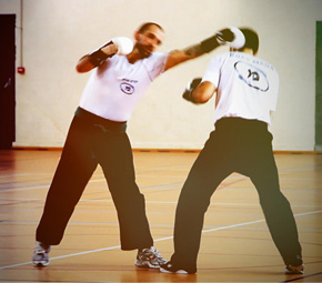 Stage KRAV FIGHT (Percussions, enchaînements, gestion[...]